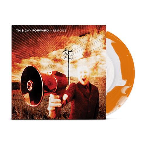 In Response Orange/White Mix