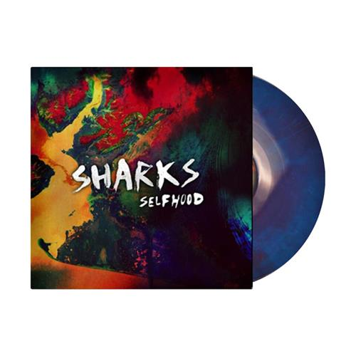 Selfhood Red/Blue Starburst LP