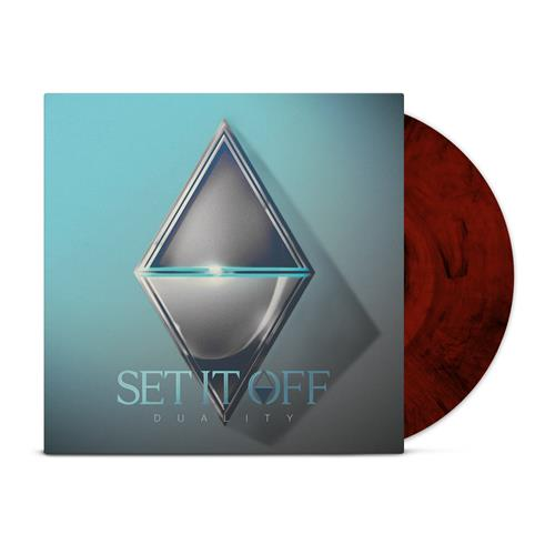 Duality Red Marble Evr0 Merchnow Your Favorite Band