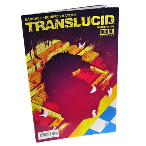 Issue 3 Comic Book