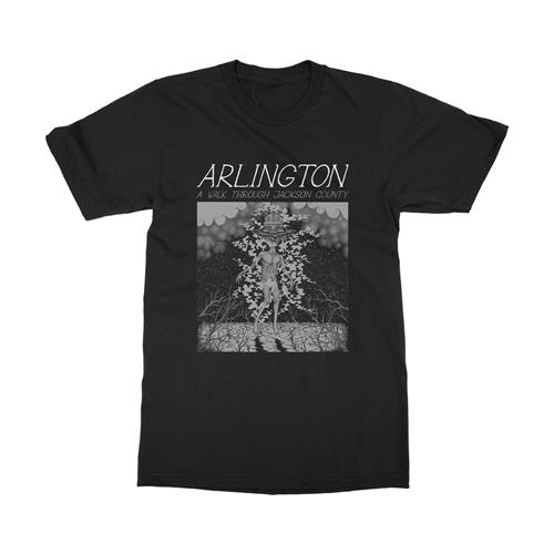 A Walk Through Jackson County Black Tee