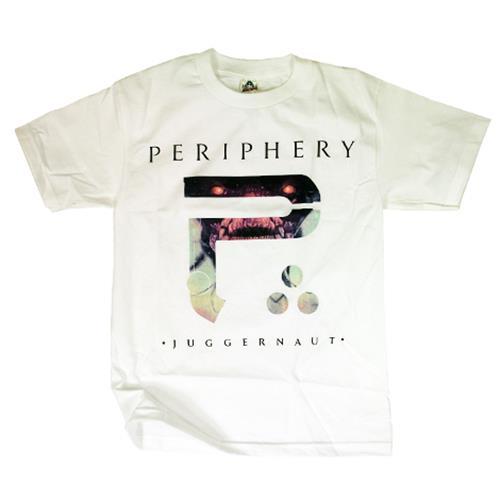 Juggernaut White T-Shirt