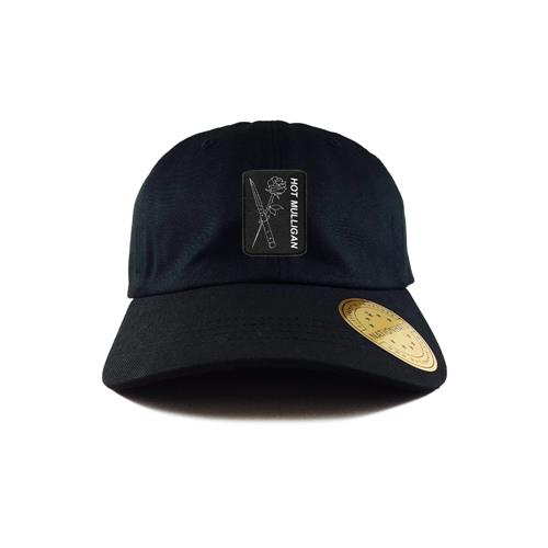 Rose/Switch Blade Black Dad Hat