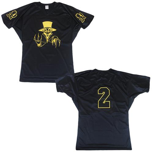 Ringmaster 2 Black Football Jersey