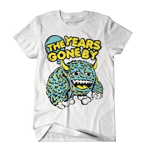 Monster White *Sale! Final Print!*