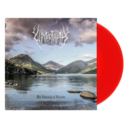 The Divination Of Antiquity Red Vinyl 2Xlp
