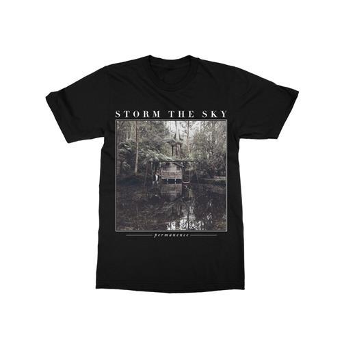 Permanence Black T-Shirt