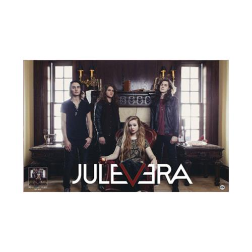 Jule Vera Friendly Enemies Album 11X17 Poster