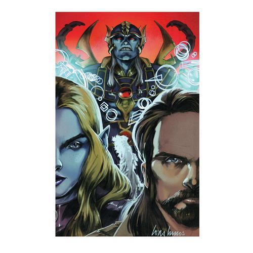 Good Apollo, I'm Burnign Star IV Issue 9 Variant  Comic Book