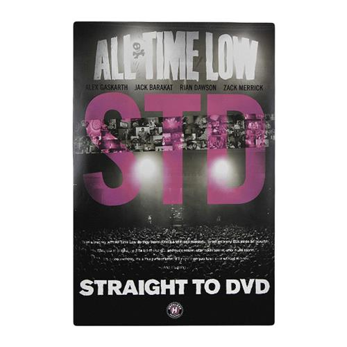 Straight To DVD   W/ Tube