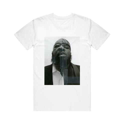 Brandon Banks White Tee + Digital Album (Pre-Order)