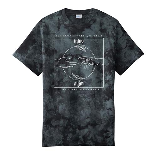 Times Are Changing Crystal Tie Dye