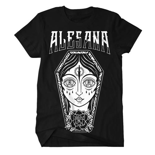 *Limited Stock* Coffin Girl Black