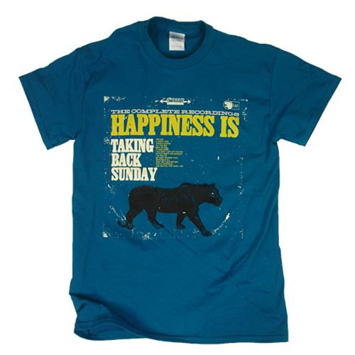 The Complete Recordings Galapagos Blue T-Shirt
