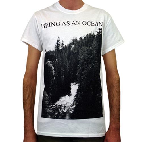Being As An Ocean - Mountains White