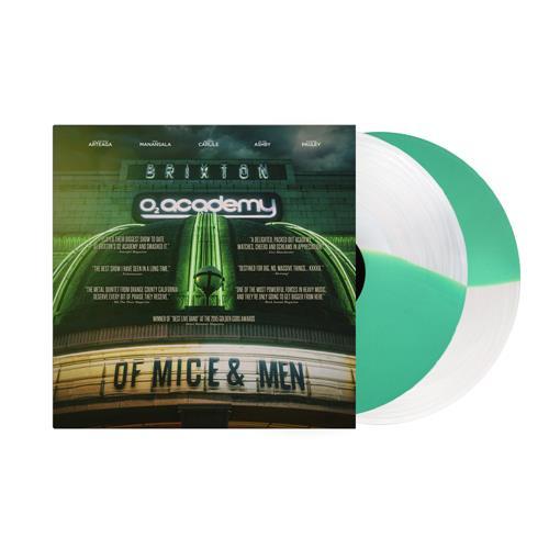 Live At Brixton Doublemint/ Clear Vinyl 2xLP/DVD