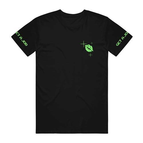 Get A Job (Green) Black