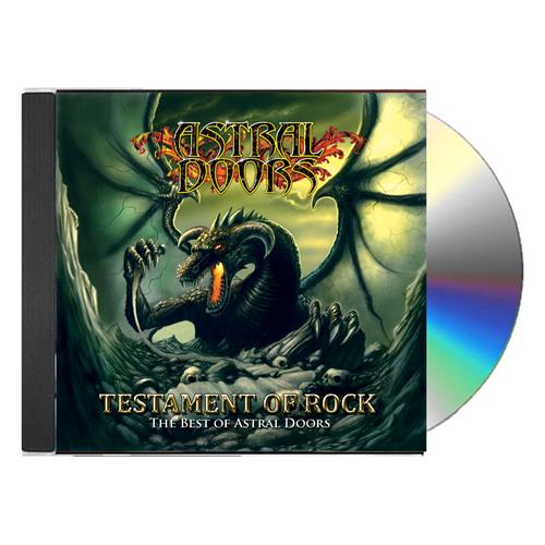 Testament Of Rock: The Best Of