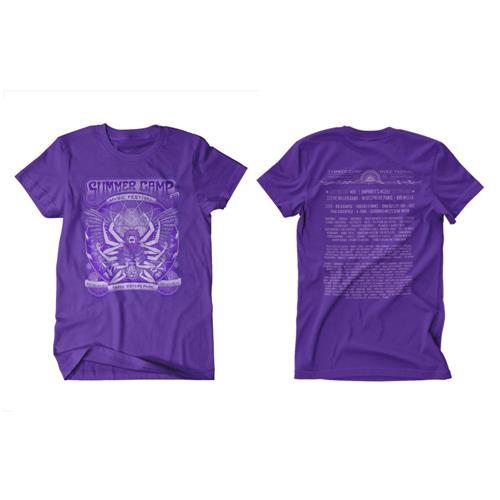 2015 Tour Purple