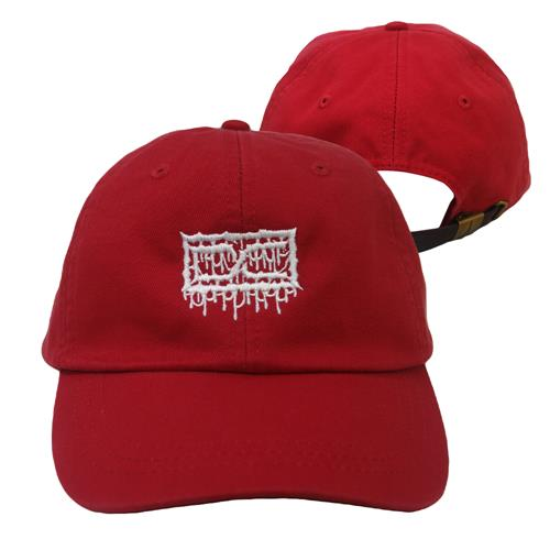 DC Drip Red Dad Hat