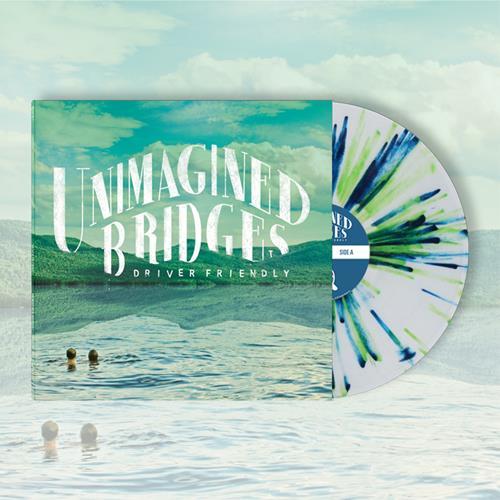 Unimagined Bridges Clear W/Blue & Green Splatter LP