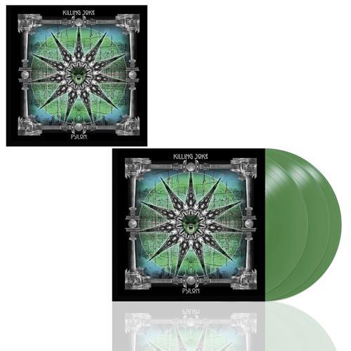 Pylon Double CD + Triple Vinyl