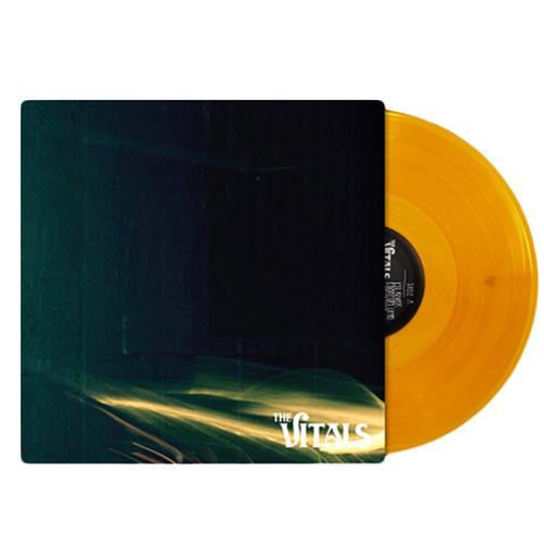 The Vitals Qualia Yellow LP