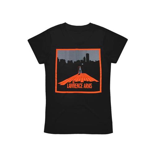 Streelight Black Girl's T-Shirt