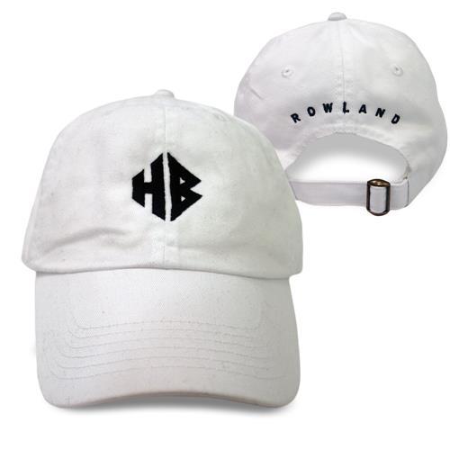HB Diamond White Dad Hat