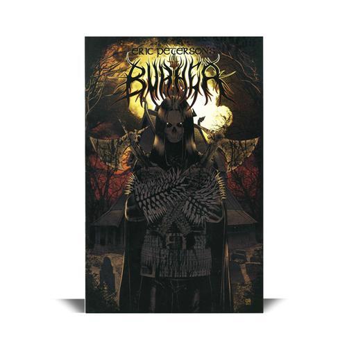 Dominion Comic Book