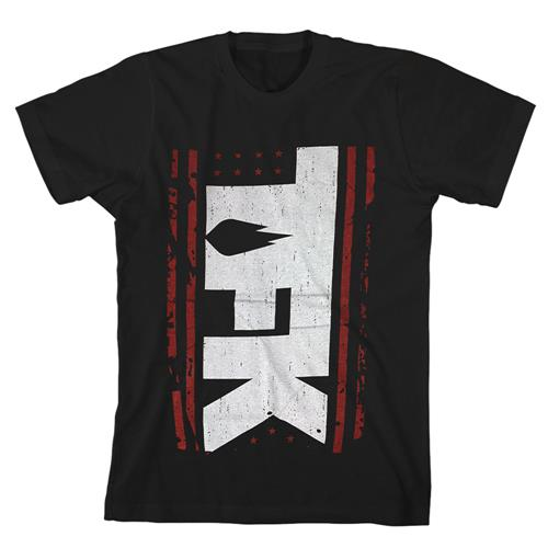 TFK Flag Black