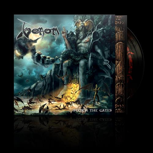 Storm The Gates Picture Disc 140G  W/ Gatefold Sleeve