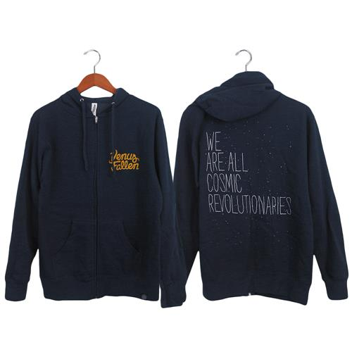 VF Revolutionary Zip Hoodie / Navy
