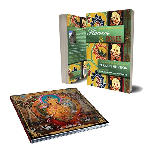 A Path Strewn With Flowers & Bones + CD