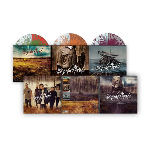 *ALMOST SOLD OUT VINYL* Vinyl Collection Vinyl 3Xlp