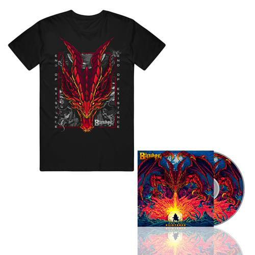 End Of Existence CD+Tee