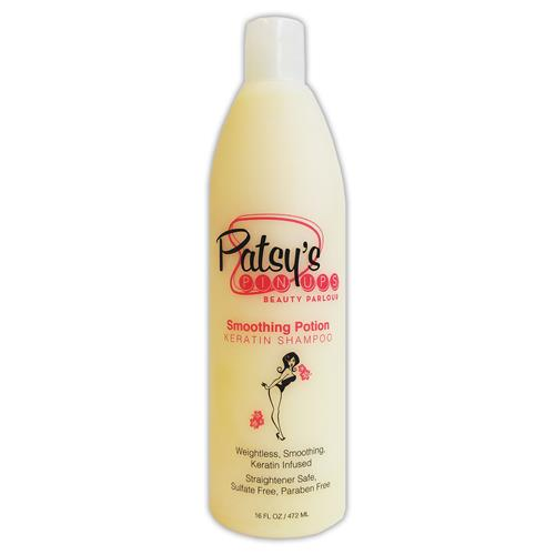 Smoothing Potion 16 Oz. Keratin Shampoo