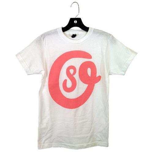 Logo Pink/White