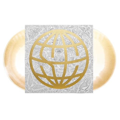 Around The World And Back Deluxe Edition White/Gold Smash /DVD