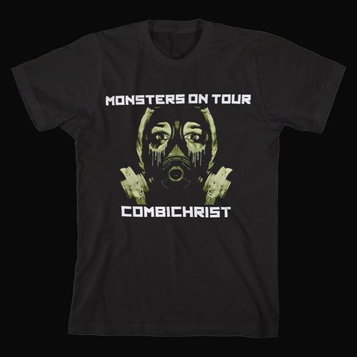 Monsters On Tour Black