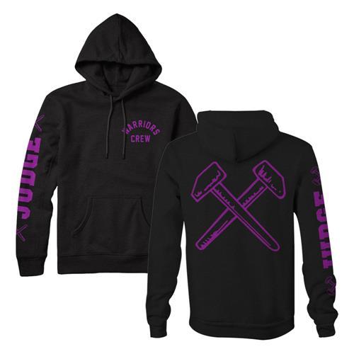 Warriors Crew Black