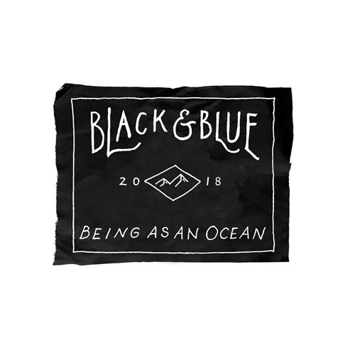 Black & Blue Black 5X5