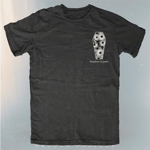 Coffin Black T-Shirt
