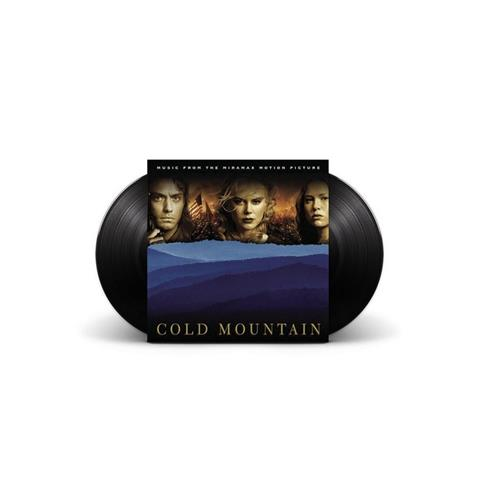 Cold Mountain Music From The Motion Picture Black Vinyl 2xLP