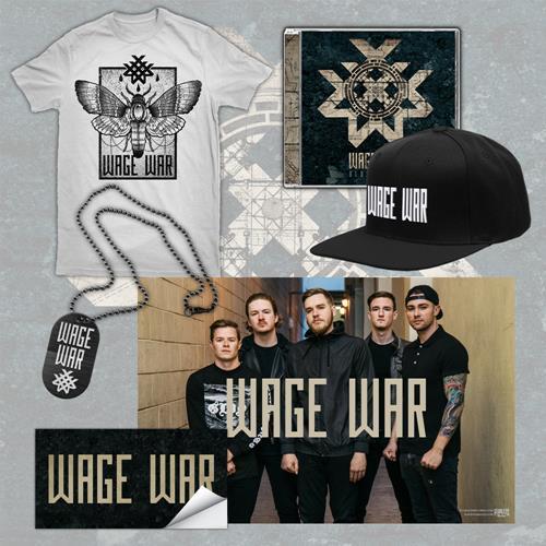 Wage War - Blueprints - Bundle 4