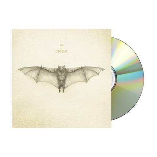 White Bat CD + DD