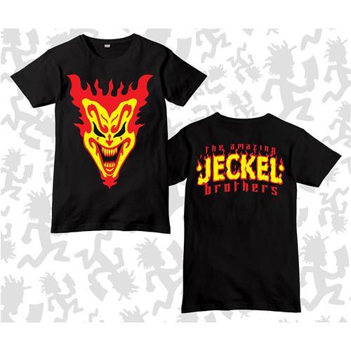 Jack Jeckel Red Hair Black