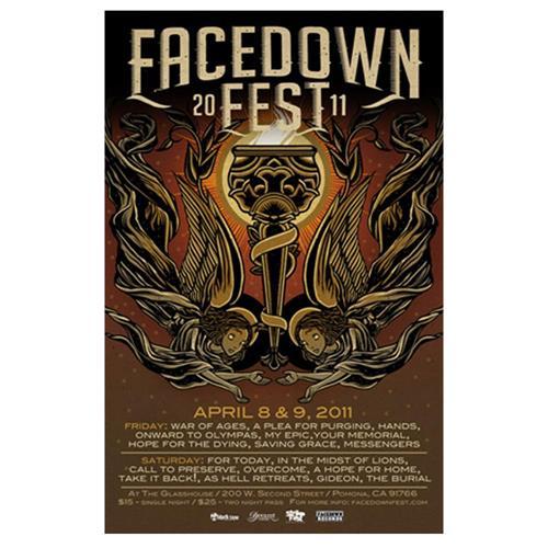 Facedown Fest 2011