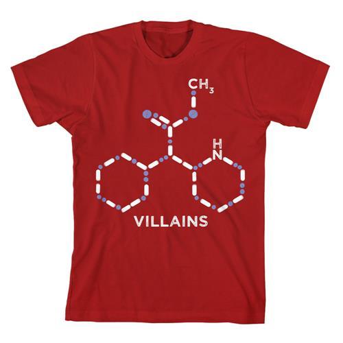 Pills Red T-Shirt