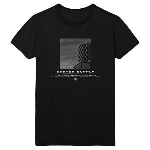 Cityscape Black